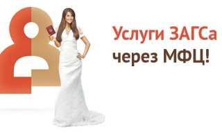 Как подать в ЗАГС онлайн заявление в Московской области