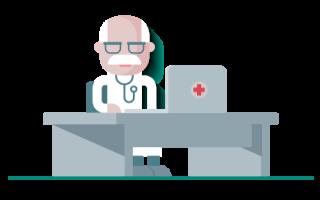 Запись к врачу онлайн на Киришиздрав.ру
