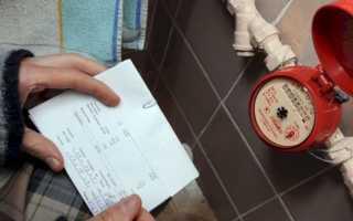 Как снять показания счетчика воды в квартире и какие цифры писать?