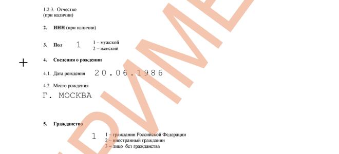 Какие документы нужны для регистрации ИП